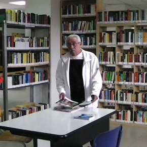 La biblioteca diGiuseppe